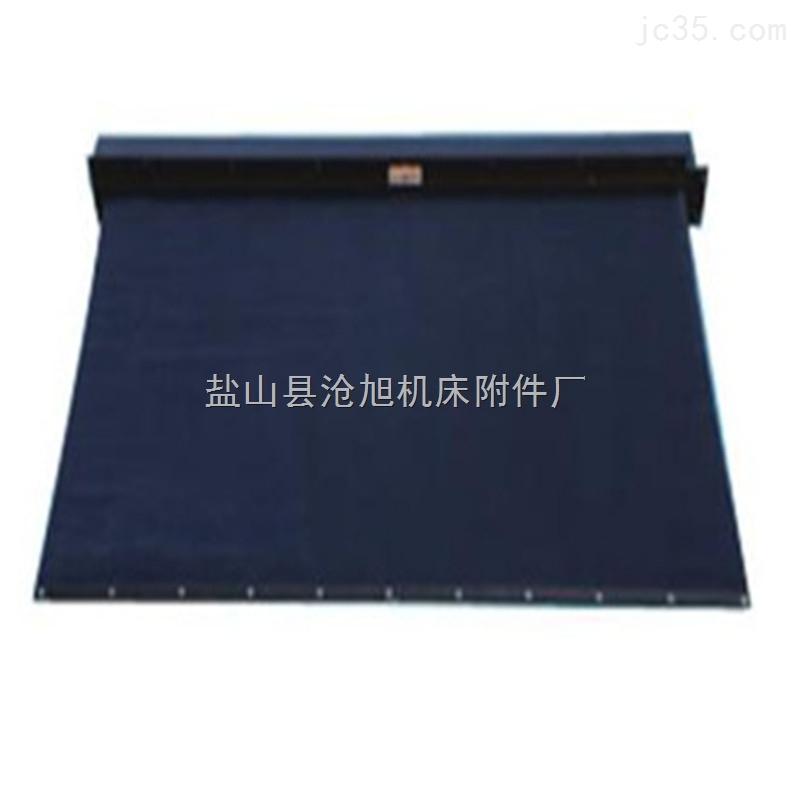 伸缩式卷帘防护带