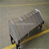 定制数控机床钢板防尘罩