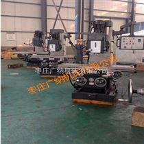 广州x7140立式铣床报价 床身式结构 稳定性强 全国联保五年