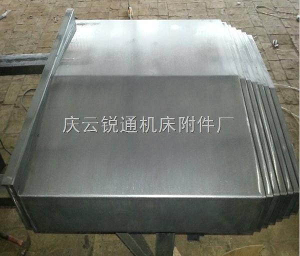 钢制可伸缩防护罩