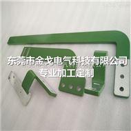 弯折环氧树脂涂层铜排,断路器环氧树脂涂层铜排