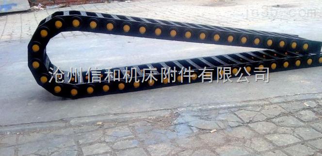 供应高弹性机床穿线塑料拖链