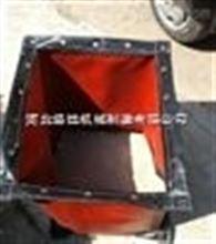 矩形硅膠防火伸縮軟連接河北經緯專業生產廠家