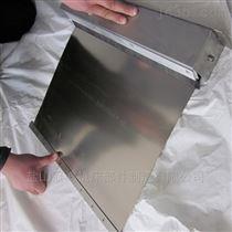 齐全机床导轨不锈钢卷帘防护罩