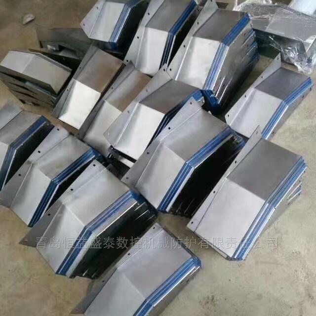 数控机床850加工中心防护罩高速钢板防尘罩