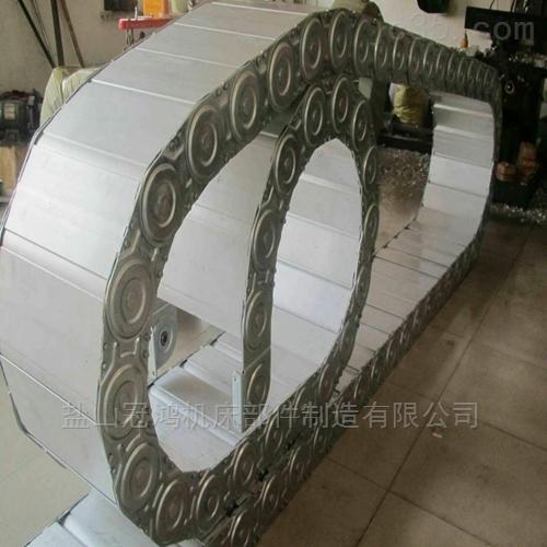 广州TL95型框架式钢制拖链