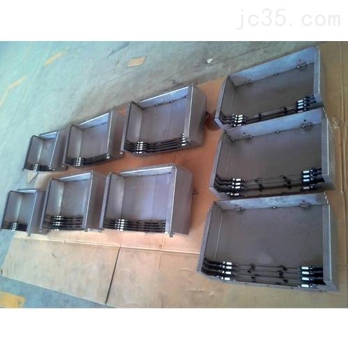 機床導軌鋼板防護罩