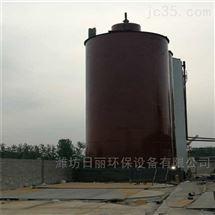青岛啤酒生产废水厌氧罐处理设备