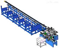 鋼管切管鏜孔組合機床