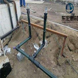 63~75/63~90~110/125mm导静电双层防渗漏复合管  ,63双层输油管道