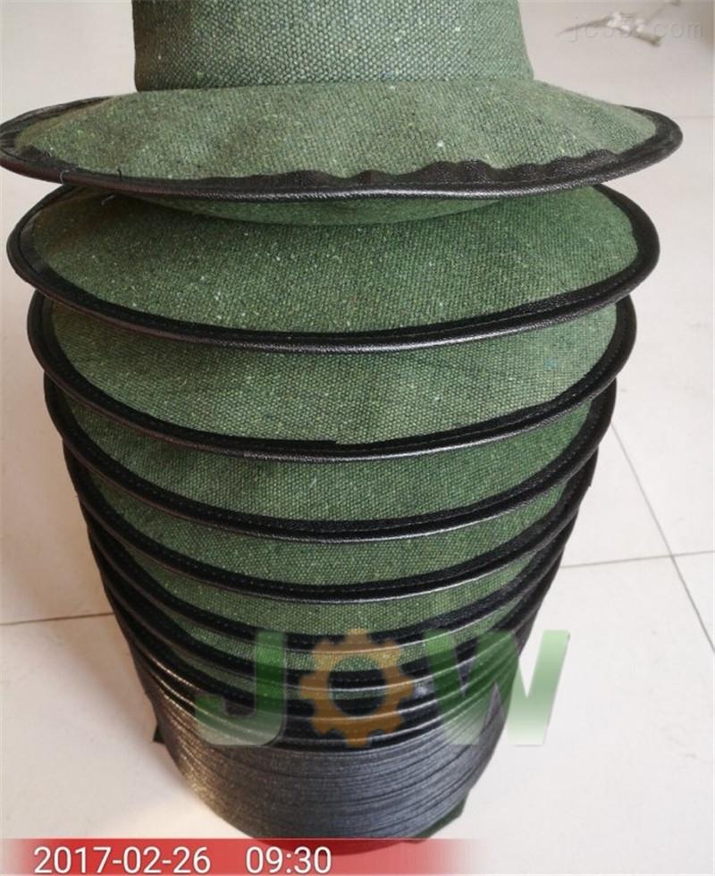 江苏耐温拉链式液压油缸防尘罩