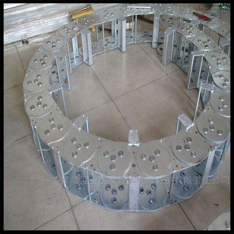 供应优质钢铝拖链穿线线缆拖链专业制作