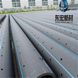 开封HDPE高密度聚乙烯垃圾填埋场渗漏管道