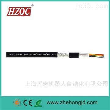 PVC耐油柔性控制电缆