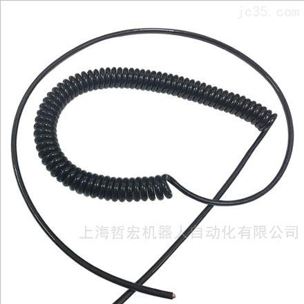 电子手轮弹簧线