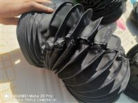 三防布磨具机丝杠伸缩保护罩
