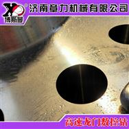 高精度风电轴承法兰工件加工高速数控钻床