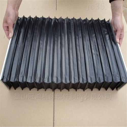 无锡激光切耐高温风琴防护罩