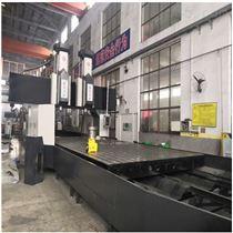 DHXK3708數控龍門銑床雙銑頭雙加工