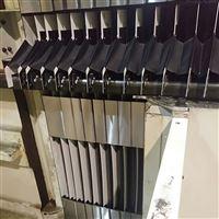 手工制作pvc支撑高温伸缩风琴防护罩