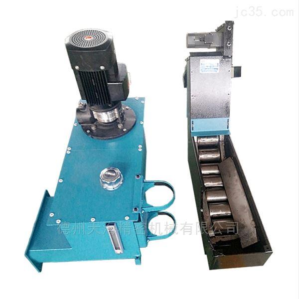 定制磁性辊式排屑机
