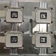 华为充电器密封胶条设备—聚氨酯涂胶机