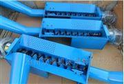 数控机床螺旋杆排屑机