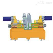 双机械主轴双车铣复合光机
