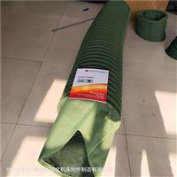 帆布通风除尘伸缩软管规格价格