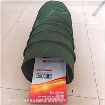 粉尘输送耐温帆布软管批发价