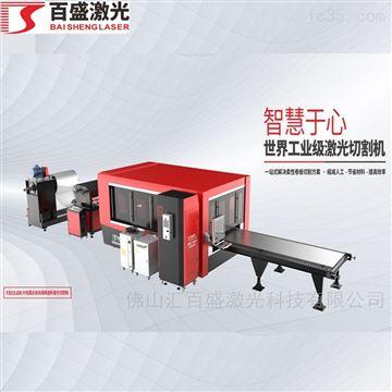 F60015JDE全自动送料滚网激光切割机