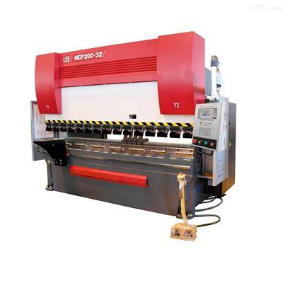 NCP200-32梁发记小型金属板折弯机