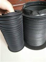 工业机械缝制式气缸伸缩防尘罩