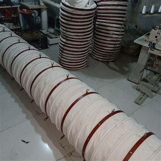 厂家生产散装机帆布水泥输送布袋