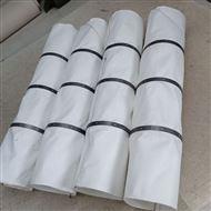 钢带式伸缩帆布水泥布袋