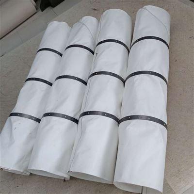 *钢带式伸缩帆布水泥布袋