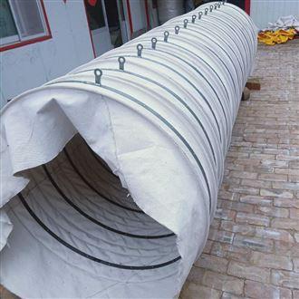 加厚帆布水泥厂输送布袋