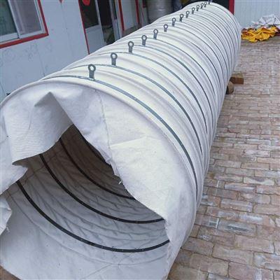 厂家生产耐磨水泥罐车卸料口伸缩布袋