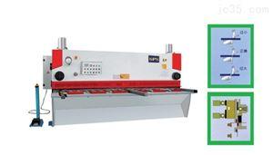 QC11Y系列闸式剪板机