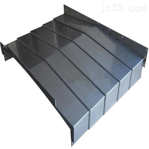 西安市不锈钢板防护罩机床防尘护板生产厂家