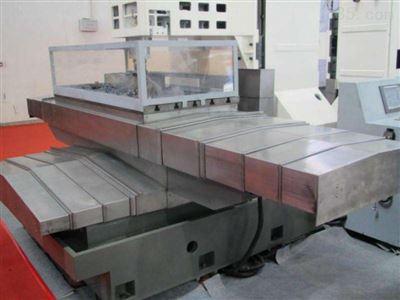 廠家定製不鏽鋼伸縮鋼板防護罩