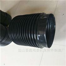 口径220厂家直销粘贴式活塞杆耐磨保护罩