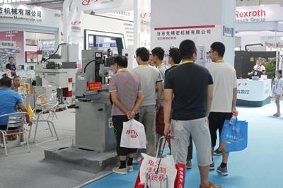 青岛国际机床展览会参展企业风采一览