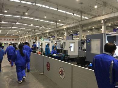 华中数控为第七届全国技能大赛提供竞赛系统