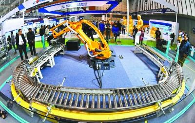 2016世界智能制造大会在南京举行