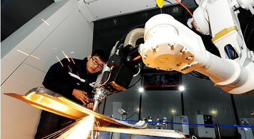 """""""改变世界的光""""加速汇聚 沧州激光产业园掀起创新热"""