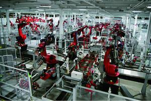 中国机器人如何实现弯道超车?
