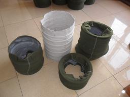 环保散装机布袋产品图