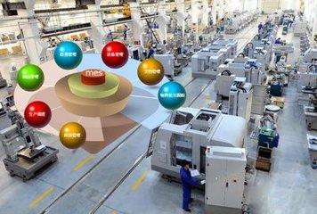青岛海尔实现了6个互联工厂的智能制造样板,可实时,同步响应全球用户