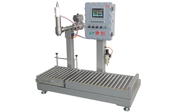 GAF-100系列短管式定量液体灌装机